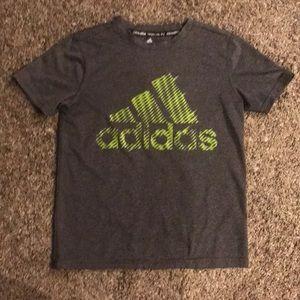 Boys size 8 Adidas